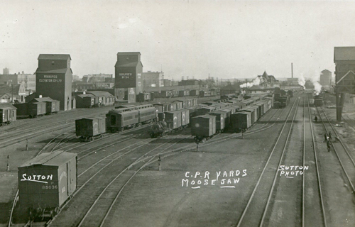 Image of yards