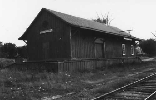 Cooksville CN Station