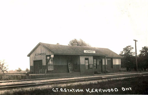 Kerwood GTR Station