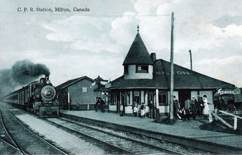 Milton CPR Station