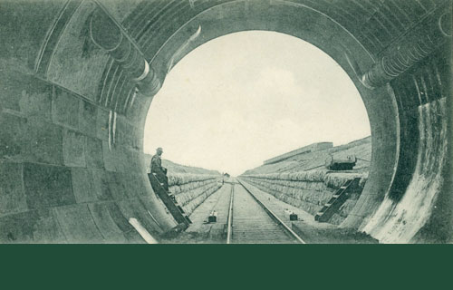 Image of tunnel